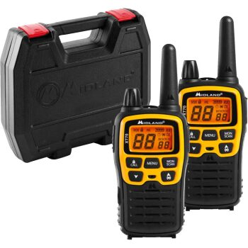 Dualband Walkie-Talkie Set