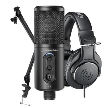 Microphones and Headphones